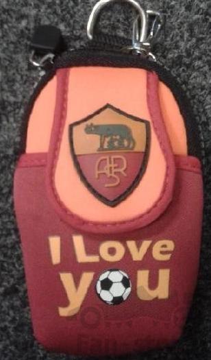 AS Roma obal na mobil i love you FM-06-RO3 - Akce