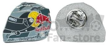 Red Bull odznáček helmet - Akce