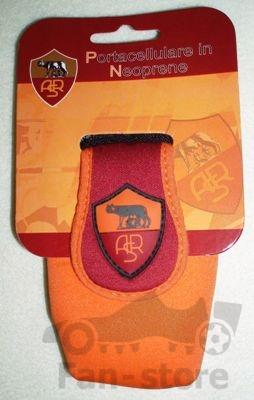 AS Roma obal na mobil arancione FM-06-RO - Akce