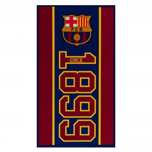 FC Barcelona ručník osuška Since 1899 C-327168
