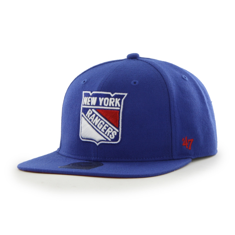 976e75a9704 Kšiltovka The Shaft Strapback New York Rangers
