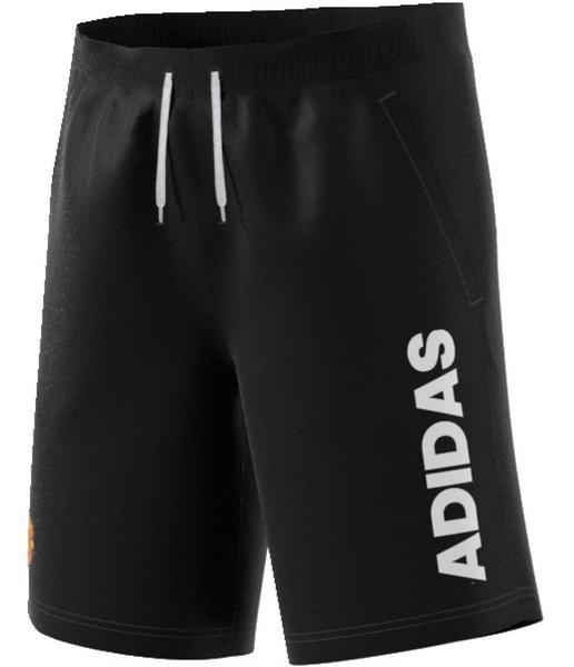 Manchester United krátké kalhoty lin black - M adidas - Akce