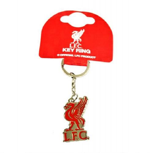FC Liverpool přívěšek na klíče logo C-315040