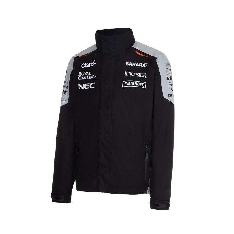 Force India F1 pánská bunda jarní Sahara Team 2016 Branded 100661002100230 - doprava zdarma