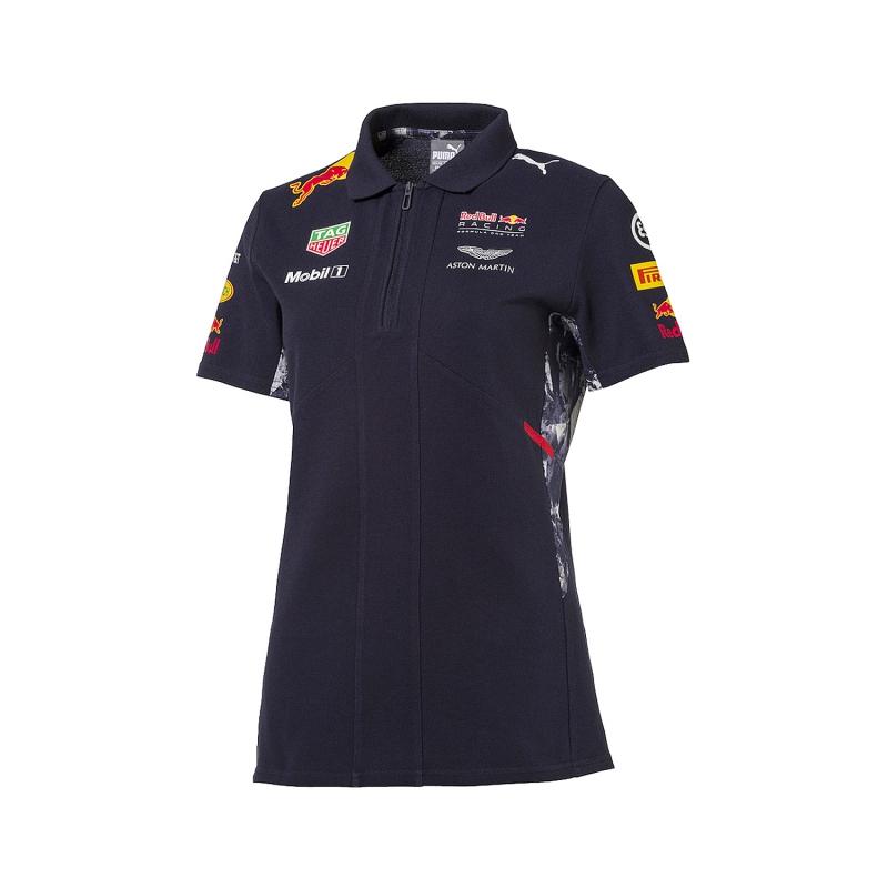 2ea041c0534 Puma Red Bull Racing dámské polo tričko F1 Team 2017 - FAN-store.cz