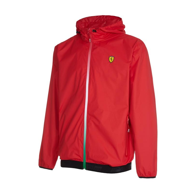 Scuderia Ferrari pánska bunda jarní red Windbreaker F1 Team 2017 Branded 130171024600225 - doprava zdarma