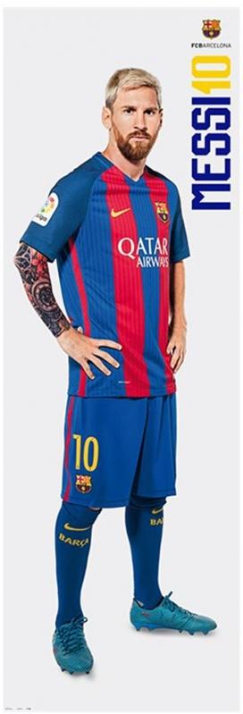 FC Barcelona plakát Messi 53 x 158 cm C-330983