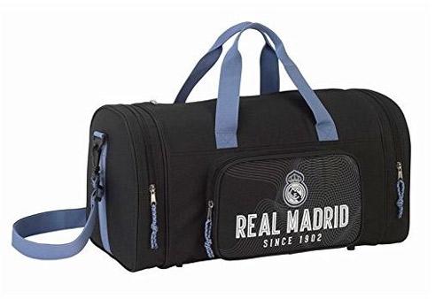 Real Madrid sportovní taška black since 1902 C-333638