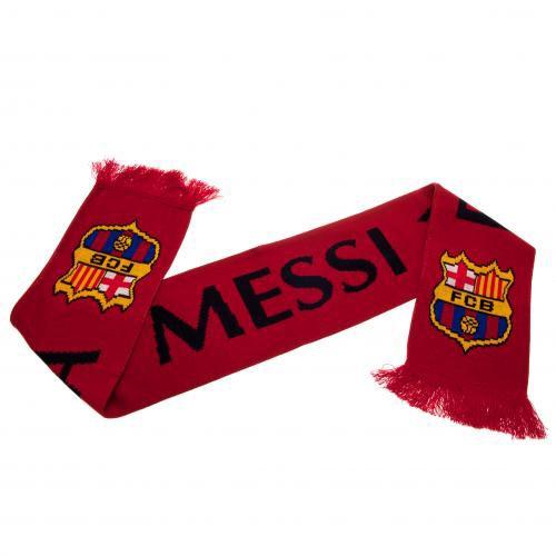 FC Barcelona zimní šála Messi C-335426