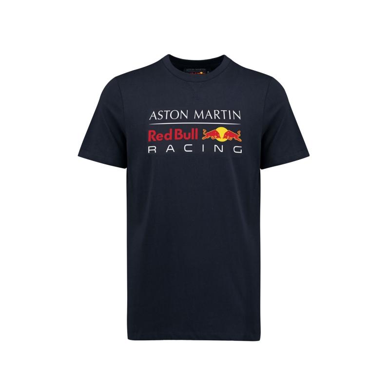 Red Bull Racing pánské tričko Large Logo dark blue 2018 Branded 170781016502230