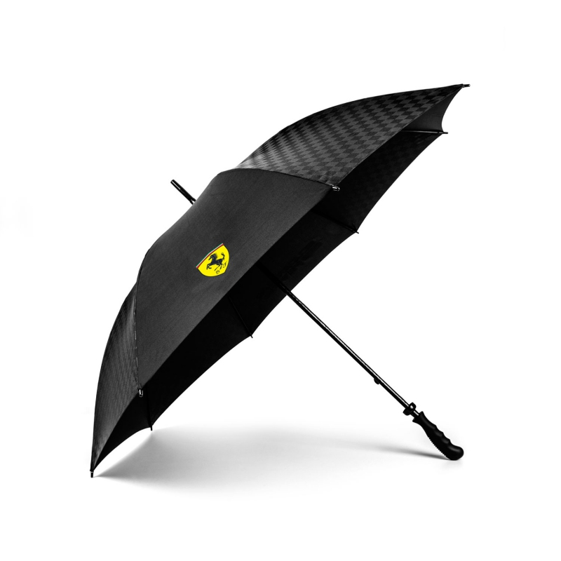Ferrari deštník golf black F1 Team 2018 - FAN-store.cz b505920f2c7