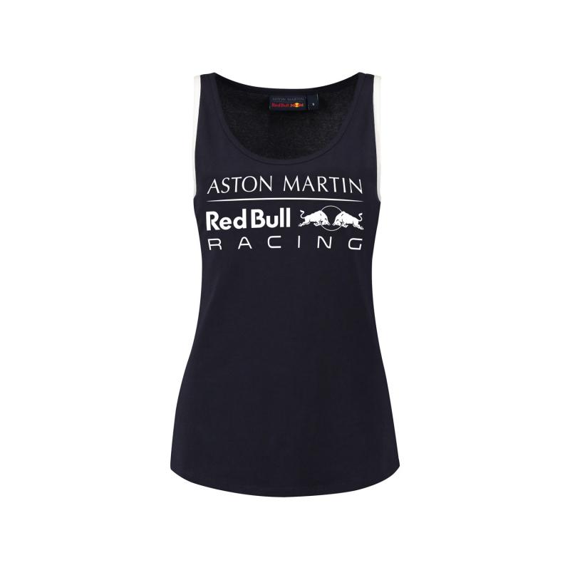 Red Bull Racing dámské tílko Vest navy blue F1 Team 2018 Branded 170781029502225
