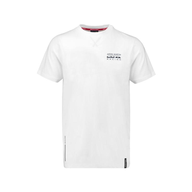 Red Bull Racing pánské tričko Seasonal white 2018 Branded 170781021200230