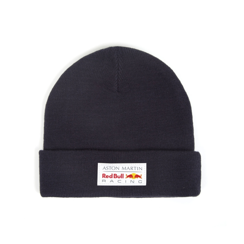 Red Bull Racing zimní čepice Classic navy 2018 Branded 170781052502000