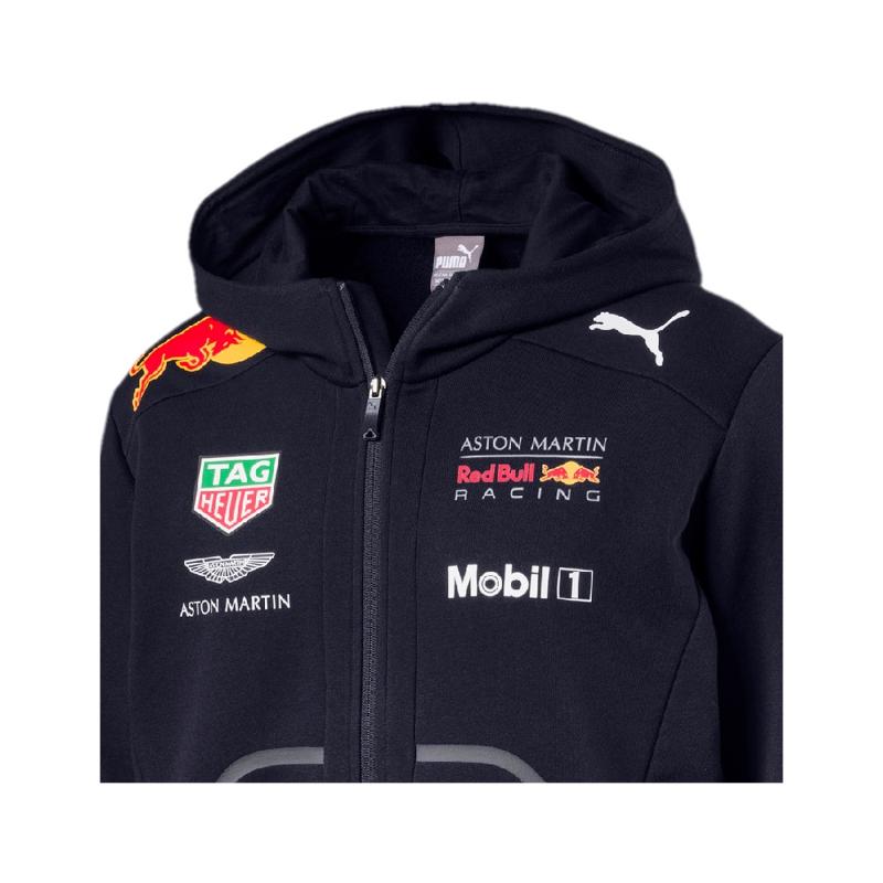 red bull racing p nsk mikina s kapuc hoodie navy f1 team. Black Bedroom Furniture Sets. Home Design Ideas