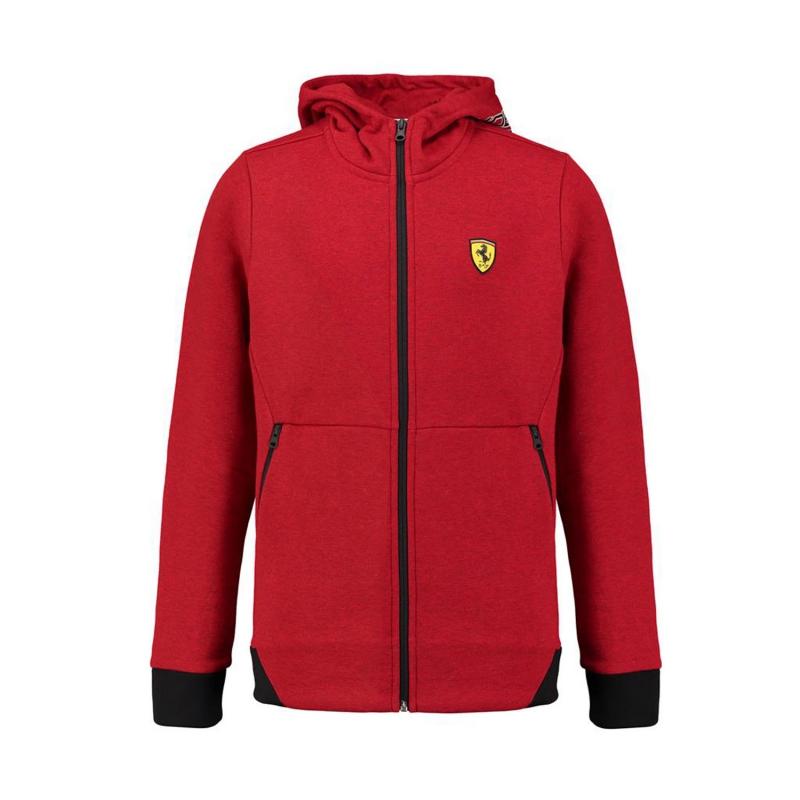 Ferrari dětská mikina red F1 Team 2018 - FAN-store.cz edf8e92580f