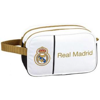Real Madrid toaletní taška 19 small necesér white due