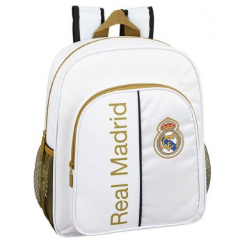 Real Madrid batoh junior 19 white