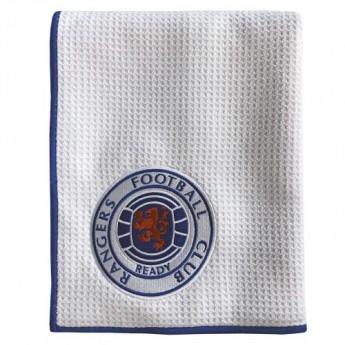 FC Rangers ručník na obličej Aqualock Caddy Towel