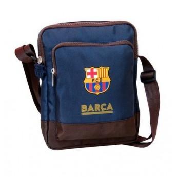 FC Barcelona malá taška na rameno history blue