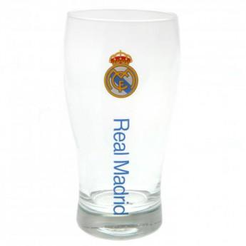 Real Madrid sklenice Tulip Pint Glass
