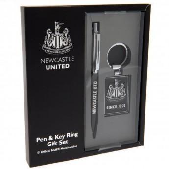 Newcastle United propiska a klíčenka executive set
