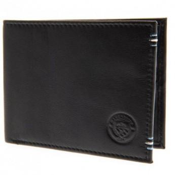 Manchester City peněženka Leather Stitched