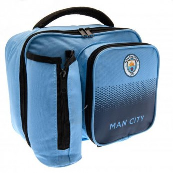 Manchester City Obědová taška Fade Lunch Bag