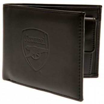 FC Arsenal peněženka z technické kůže Debossed Wallet
