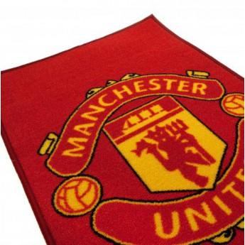 Manchester United rohožka rug logo