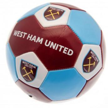 West Ham United fotbalový míč Football Size 3