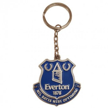FC Everton přívěšek keyring logo