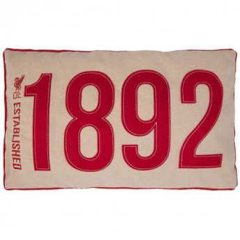 FC Liverpool polštářek Cushion 1892