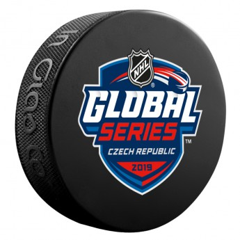 NHL produkty puk Global Series Czech Republic 2019 Generic