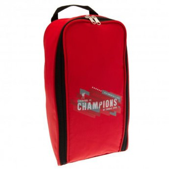 FC Liverpool taška na boty Champions of Europe Boot Bag