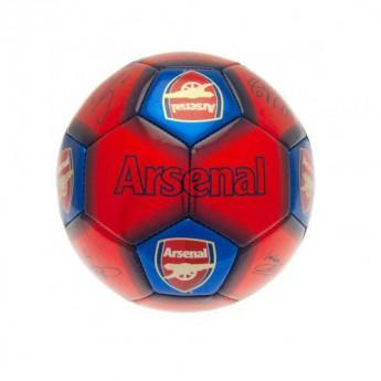 FC Arsenal fotbalový mini míč Skill Ball Signature - size 1