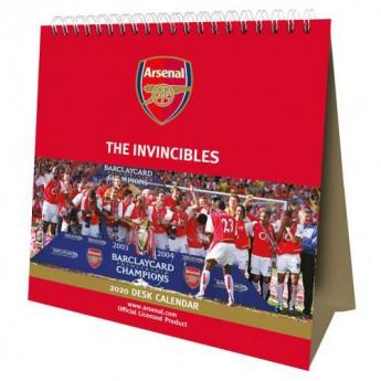 FC Arsenal stolní kalendář 2020