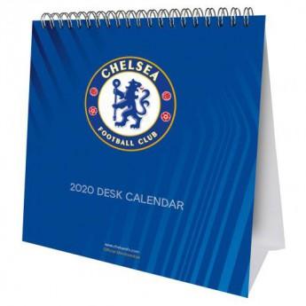 FC Chelsea stolní kalendář 2020