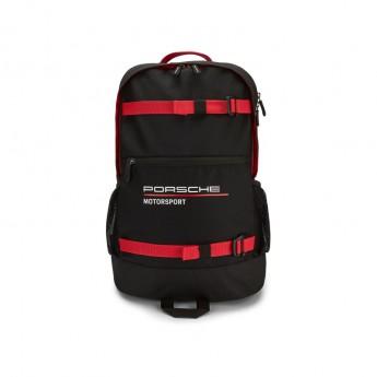 Porsche Motorsport batoh na záda logo black Team 2019