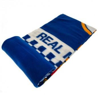 Real Madrid fleecová deka Blanket CQ