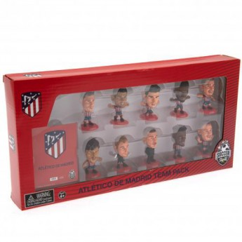 Atletico Madrid set figurek 11 Player Team Pack limited edition