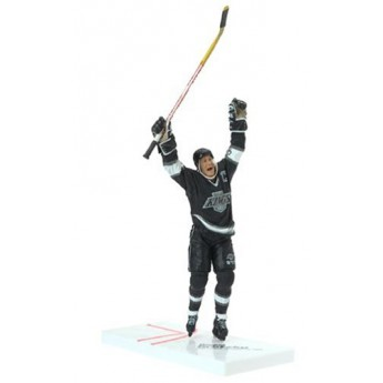 Los Angeles Kings figurka McFarlane - Wayne Gretzky Black Jersey