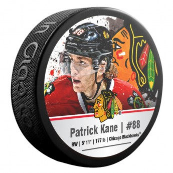 Chicago Blackhawks puk #88 Patrick Kane