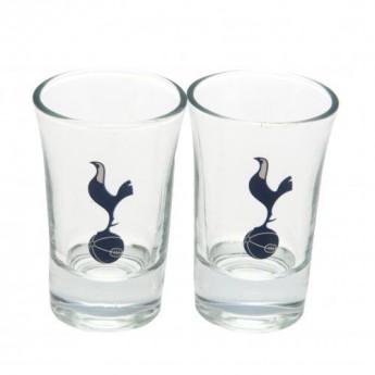 Tottenham Hotspur panák štamprle 2pk Shot Glass Set