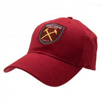 West Ham United čepice baseballová kšiltovka Cap CL