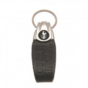 Tottenham Hotspur přívěšek na klíče Italian Leather Keyring