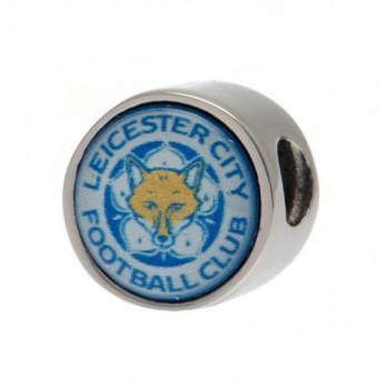 Leicester City korálek na náramek Bracelet Charm Crest