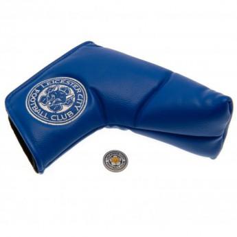 Leicester City golfový set Blade Puttercover & Marker