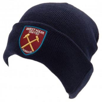 West Ham United zimní čepice Knitted Hat TU