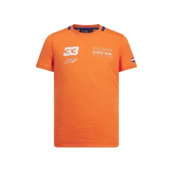 Red Bull Racing pánské tričko Verstappen Sports F1 Team 2019